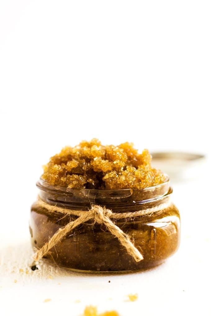Honey Coconut Sugar Scrub