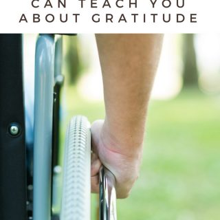 What Multiple Sclerosis Can Teach You About Gratitude