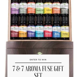 Love Essential Oils? Check Out My Giveaway!