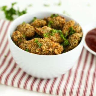 Healthy Chicken Nuggets