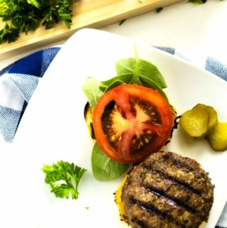 Healthy Burgers with Quinoa