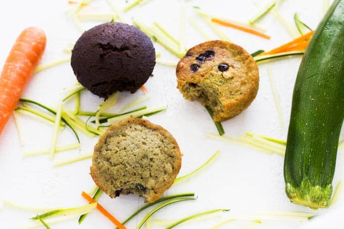 Picture of Garden Lites Veggie Muffins