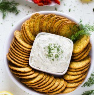 Horseradish Dill Schmear