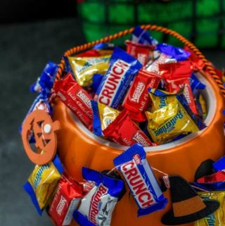 DIY Trick-or-Treat Bag