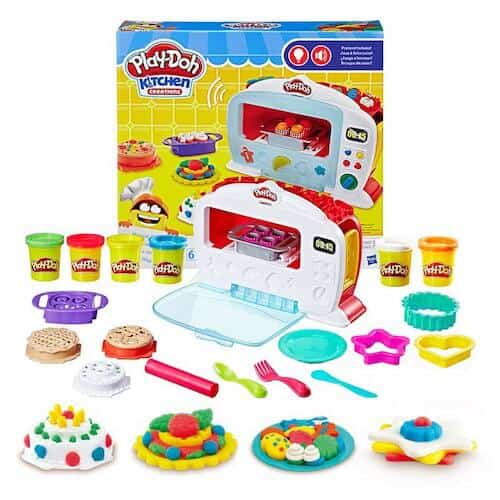 Photo of Play Dough Kitchen