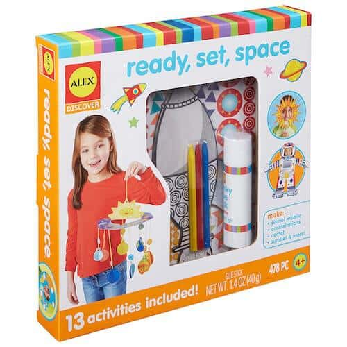 Photo of Space Mobile for Preschoolers
