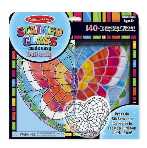 Photo of Stained Glass Stickers