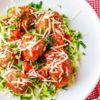 Gluten Free Meatballs Without Breadcrumbs