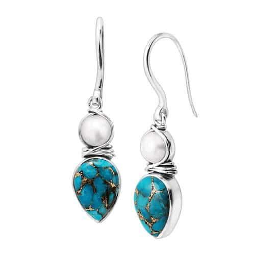 Photo of True Blue Earrings