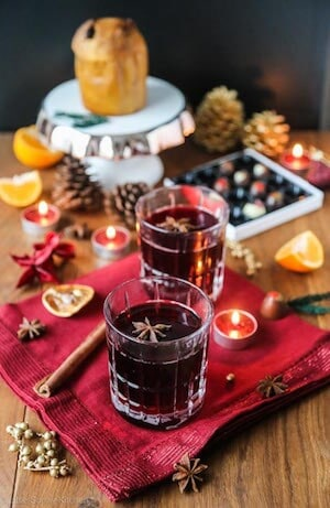 Mulled Wine - Gluten Free Recipes for Christmas
