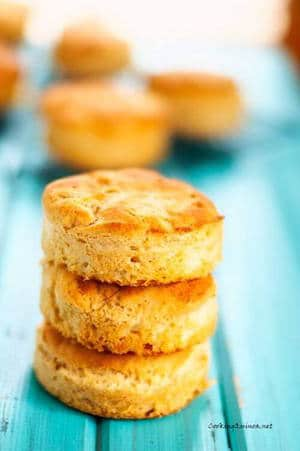 Quinoa English Muffins - Gluten Free Recipes for Christmas