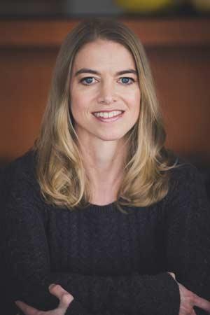 Headshot of Alisa Fleming, Author of Eat Dairy Free
