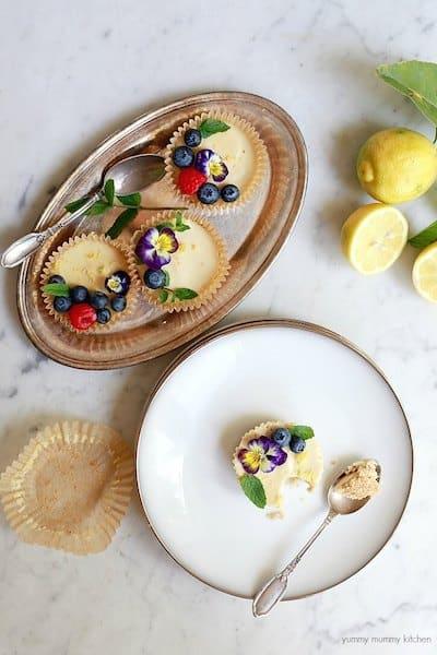 Photo of Vegan Lemon Bars - Dessert Easter Recipe Ideas