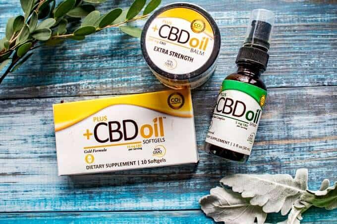 Photo of Plus CBD Oil