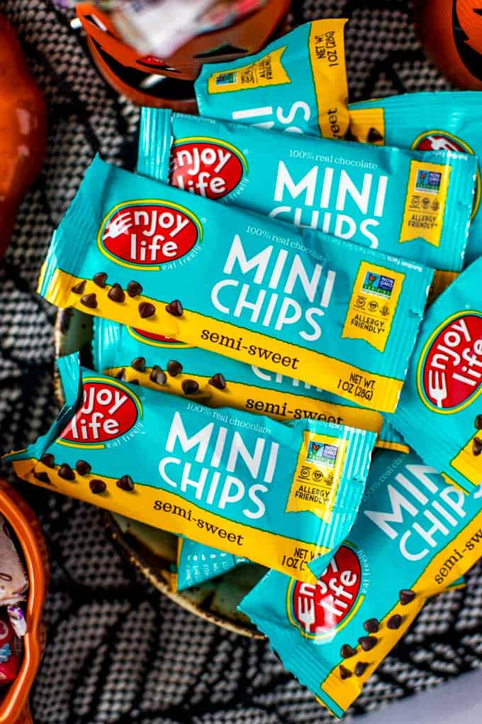 Photo of Enjoy Life Mini Chips - Healthy Halloween Candy