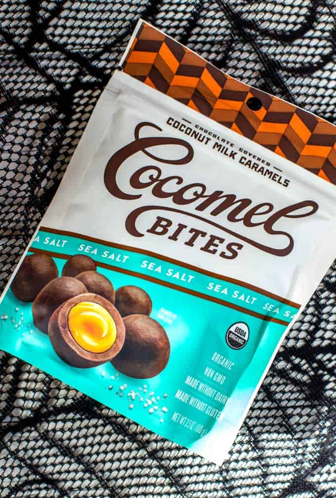 Photo of Cocomel Bites Coconut Milk Caramels.