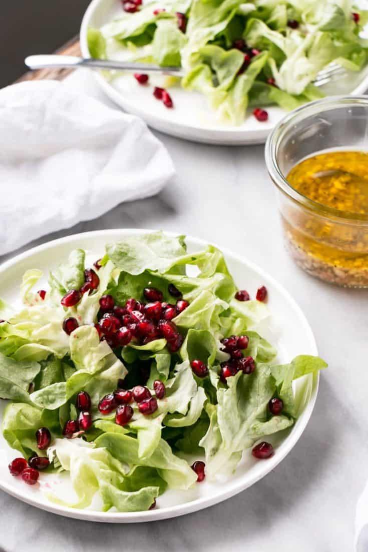 5 Ingredient Christmas Salad