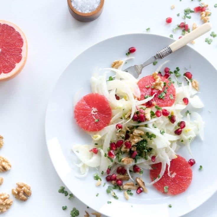 Delicious Fennel Salad